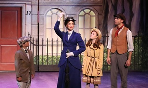 "Mary Poppins: ""Disney's Mary Poppins"" (April 14–24)"