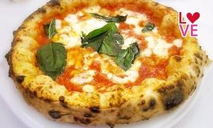 NAPUL E: Menu pizza napoletana con Spettacolo live da Napul'è in Prati (sconto fino a 71%)