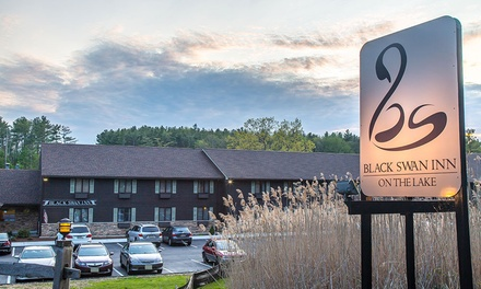 Stay at Black Swan Inn in Lee, MA. Dates into January 2018.