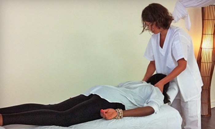 Tuina - Multiple Locations: 60-Minute Massage from a Master Therapist or a 45-Minute Couples Massage at Tuina (Half Off)