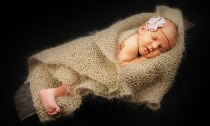 Louise Fullbrook: Baby Photoshoot With Prints from £10 at Louise Fullbrook