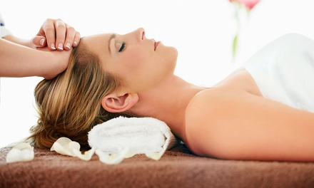 One Enhanced Reiki Sessions with Hand and Foot Massages and Aromatherapy at NRGize with Carol (Up to 49% Off)