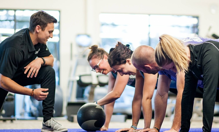 Anytime Fitness Up To 60 Off Alpharetta Ga Groupon