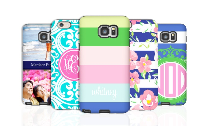 The Case Studio: iPhone or Galaxy Note Smartphone Case from The Case Studio (Up to 56% Off). Three Options Available.