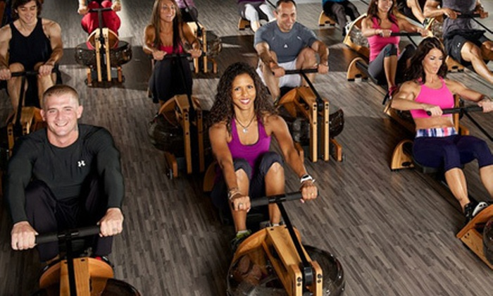 Blaze Fit Studio - North Raleigh: 10 or 15 Group Classes at Blaze Fit Studio (Up to 62% Off)