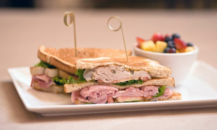 Harvey's at Union Station - Union Station: Breakfast or Lunch Cuisine at Harvey's at Union Station (Up to 54% Off). Four Options Available.
