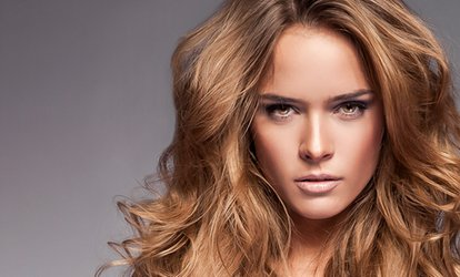 image for Cut with Blow-Dry and Repair Treatment at Styles Ahead, Two Locations (Up to 66% Off)