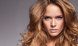 Styles Ahead: Cut with Blow-Dry and Repair Treatment at Styles Ahead, Two Locations (Up to 66% Off)