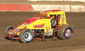 Cory Kruseman's Sprint Car and Midget Driving School: 15 or 30 Laps of Racing with Instruction at Cory Kruseman's Sprint Car and Midget Driving School (50%Off)