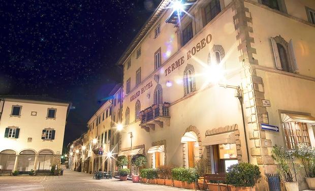 Grand Hotel Terme Roseo - Bagno di Romagna, (FC) Fino a 7% | Groupon ...