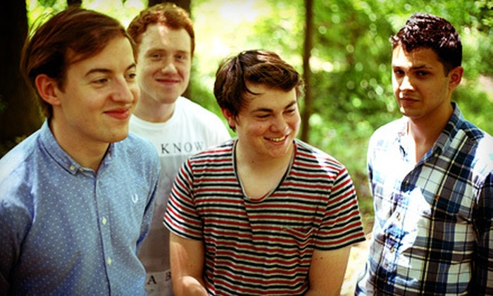 Bombay Bicycle Club - House of Blues New Orleans: $12 for a Bombay Bicycle Club Concert at House of Blues New Orleans on October 8 at 8 p.m. (Up to $24 Value)