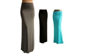 Elemental Lifestyle Two-Pack Maxi Skirts