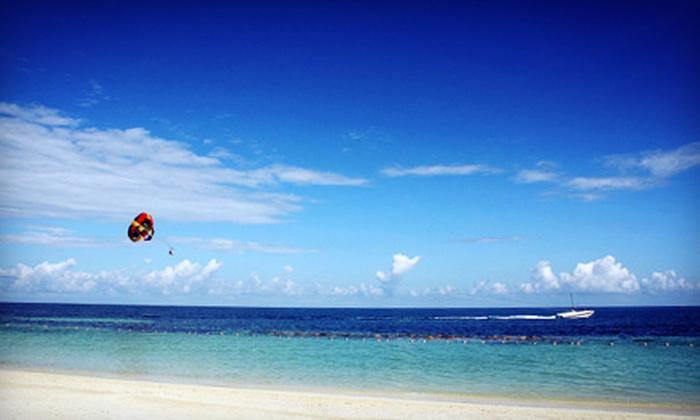 Destin Beach Parasail - Destin Harbor: $70 for a Tandem Parasailing Flight for Two from Destin Beach Parasail ($140 Value)
