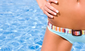Fantasia Spa & Cut: One or Three Brazilian or Bikini Waxes at Fantasia Spa & Cut (Up to 55% Off)