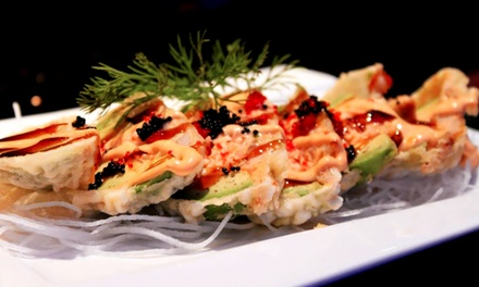 Sushi and Hibachi for Takeout or Dine-In at Woksabi (Up to 40% Off)