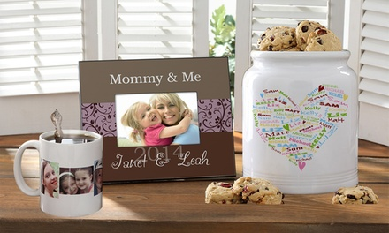 groupon daily deal - $19 for $40 Worth of Personalized Gifts from PersonalizationMall.com