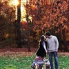45% Off an Outdoor Photo Shoot with Wardrobe Changes and Digital Images