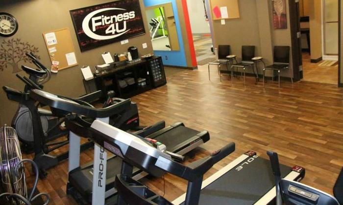 Fitness 4U - Springfield: $30 for 2 Weeks of Personal Training — Fitness 4u ($150 Value)