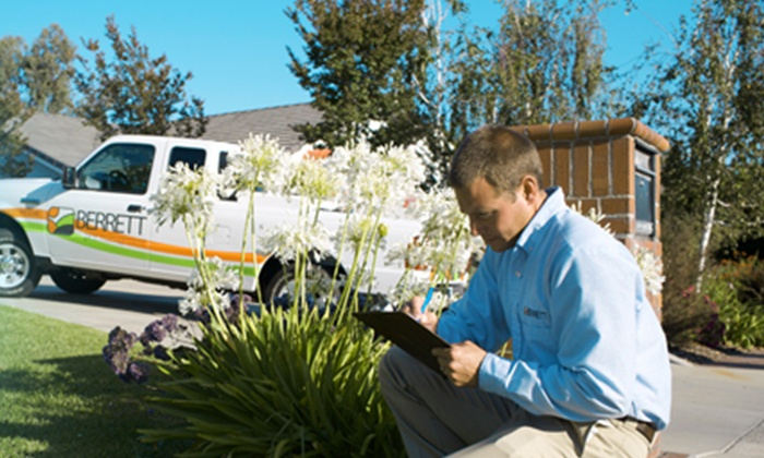 Berrett Pest & Termite Control - Orange County: $39 for One Exterior and Interior Pest-Control Treatment from Berrett Pest & Termite Control ($160 Value)