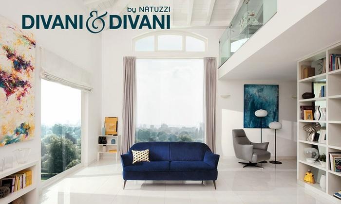 Divani&Divani by Natuzzi - Divani&Divani by Natuzzi | Groupon