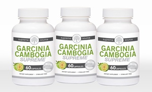 1 Bottle Of�supreme Source�garcinia Cambogia Or 2 Bottles With 1 Bottle Free