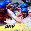 Half Off Whitewater Rafting and Barbecue for Two