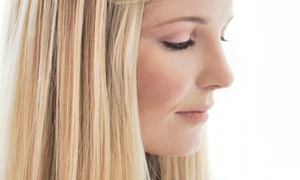 Carrie West at Style Lab: Haircut with Options for Color or Partial or Full Highlights from Carrie West at Style Lab (Up to 66% Off)