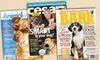 Pet Magazine Subscriptions: Pet Magazine Subscription (Up to Half Off). Multiple Magazines Available.