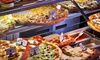 Washington Deli - Dupont Circle: $11 for One-Topping Pizza Slices, Desserts, and Large Soft Drinks for Two at Washington Deli ($22 Value)