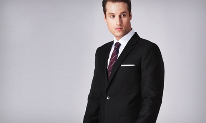Born to Tailor - Murray Hill: $599 for a Custom Italian-Wool Suit Jacket and Pants at Born to Tailor ($1,300 Value)