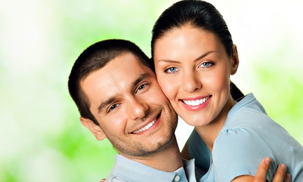 $375 for a Zoom Teeth-Whitening Treatment with an Exam and Consultation from Martina M. Reynolds, DDS ($750 Value)