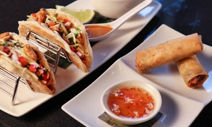 Stir Crazy Fresh Asian Grill: $15 for $25 Worth of Healthy, Made-From-Scratch Asian Cuisine at Stir Crazy Fresh Asian Grill
