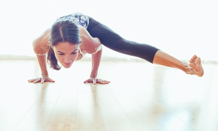 8 or 16 Yoga Classes at Silver Lake Yoga (Up to 68% Off)
