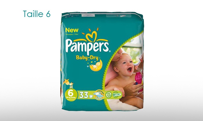 Couches Pampers Groupon Shopping