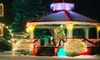 Jone-Z Party Bus - Council Bluffs: $15 for a Holiday-Lights Tour for Two from Jone-Z Party Bus ($30 Value). Four Dates Available.