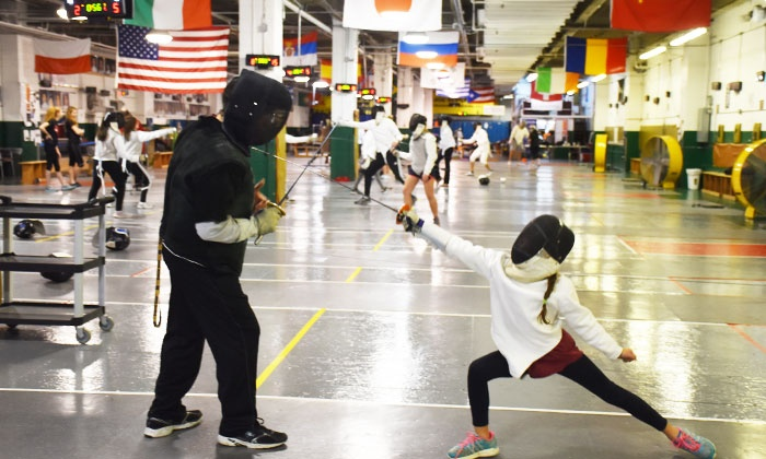 New Jersey Fencing Alliance - Maplewood: One or Two Month Beginner's Program or One or Two Private Lessons at New Jersey Fencing Alliance (Up to 73% Off)