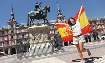 Corso di lingua spagnola a 12,99€euro