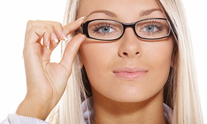 Eyecrafters: $29 for an Eye Exam and $225 Credit for a Complete Pair of Glasses at Eyecrafters ($300 Value)