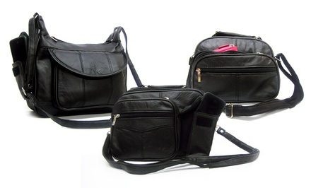 Le Sac Genuine Leather Everyday Bags
