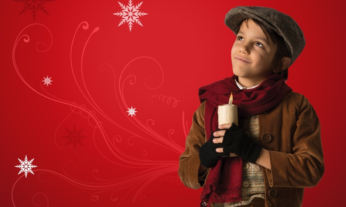 """Pittsburgh CLO's """"A Musical Christmas Carol"""" - Byham Theater: Pittsburgh CLO's """"A Musical Christmas Carol"""" at Byham Theater on December 5, 6, or 7 (Up to 41% Off)"""