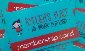 Ryleigh's Place, An Indoor Playground: Up to 55% Off Indoor Playland passes  at Ryleigh's Place, An Indoor Playground