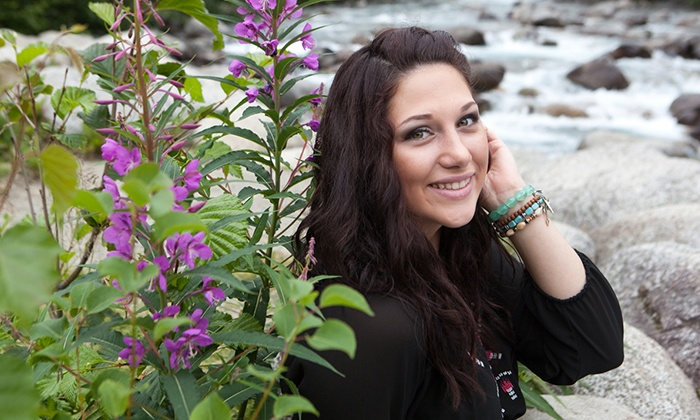 """Aspect Alaska Photography - Anchorage: $59 for 60-Minute On-Location Senior Portrait Session & 8""""x10"""" Print at Aspect Alaska Photography ($165 Value)"""