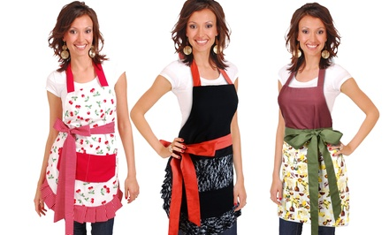 Flirty Aprons for Women