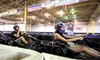 Melrose Park Indoor Grand Prix OOB - Melrose Park: Four Sessions of Go-Kart Racing with Annual License and Headsock at Melrose Park Indoor Grand Prix (Up to 73% Off)