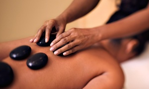 Massage1Spa: Full-Body Massage with Add-Ons or Couples Foot-and-Body Massage at Massage1Spa (Up to 55% Off)