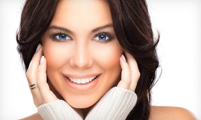 Whiten My Smile Now - New Irving Park: Teeth-Whitening Treatment with Optional Optional Sensitivity-Reducing Treatment at Whiten My Smile Now (Up to 72% Off)