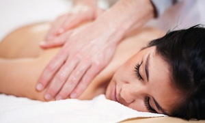 LaVida Massage: 60- or 90-Minute Massage or Custom Facial at LaVida Massage (Up to 44% Off)