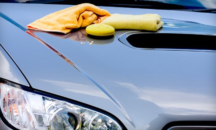 Empire Auto Detailers - Beltsville: Two or Four Groupons, Each Good for a Shine My Ride Hand Wash at Empire Auto Detailers (Up to 56% Off)