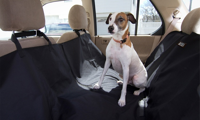 car seat covers for pets groupon goods. Black Bedroom Furniture Sets. Home Design Ideas