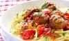 Nino's Italian Restaurant - Signal Mountain: Italian Food on Friday and Saturday or Monday–Thursday at Nino's Italian Restaurant (Up to 60% Off)